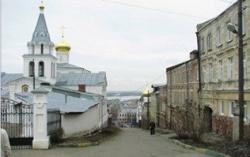Реставрировать улицу Ильинскую в Нижнем Новгороде начнут в июле этого года