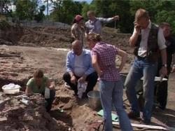 В Смоленске возобновились раскопки древнерусского храма