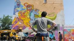 Москва получит 100 новых объектов граффити и стрит-арта