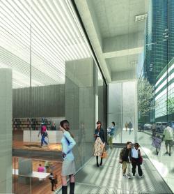 Филиал Нью-йоркской публичной библиотеки на 53-й улице