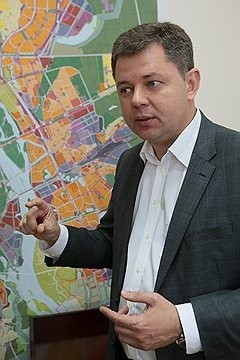 Сергей Броневицкий: мы предусмотрели ограничения по высотности в центре Киева до 16 этажей
