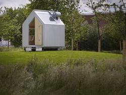 «Диоген» - мини-дом по проекту Ренцо Пьяно и RPBW для Vitra