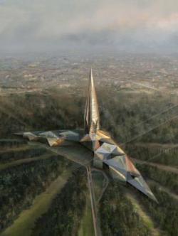 Эко-башня для Ханты-Мансийска, Сибирь