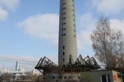 Из телебашни в Екатеринбурге могут сделать факел или ёлку