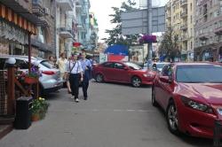 Неровный счёт: Пешеходы против автомобилей