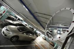 В Москве на парковках у вокзалов появятся зоны отдыха с висячими садами