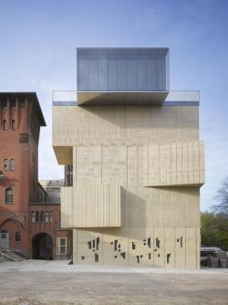 Сергей Чобан о Музее архитектурного рисунка в Берлине