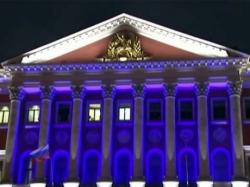 На зданиях Москвы появится архитектурно-художественная подсветка