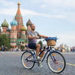 Велопробег 20 июля 2013
