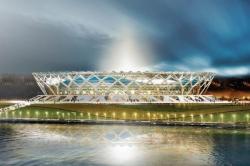 К ЧМ-2018 в Волгограде построят первый вантовый стадион
