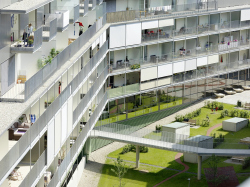 Жилой комплекс Messequartier