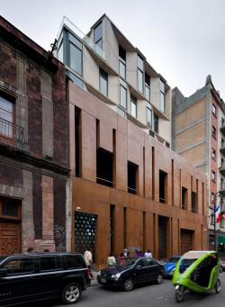 arquitectura 911sc и  JSª. Испанский культурный центр в Мехико © Rafael Gamo