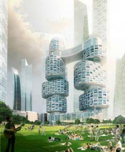 Башни Velo Towers