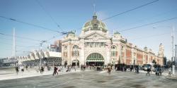 Реконструкция вокзала Флиндерс-стрит