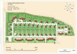 Проект планировки и застройки территории коттеджного поселка «Ломоносов» в окрестностях г. Санкт-Петербург