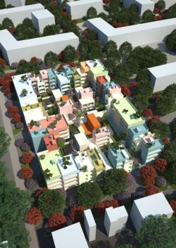 Жилой комплекс Urban Hybrid