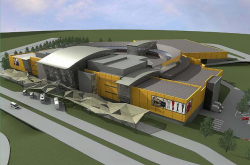 Multifunctional business and retail center on Kashirskoe highway, vl. 12