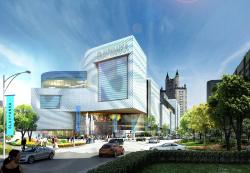 МФЦ «Славянка»: концепция решения фасадов