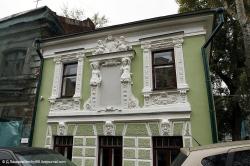 Знаменитый дом с кариатидами отреставрировали!