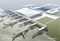 Определились финалисты конкурса на дизайн аэропорта Южный