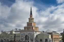 Шедевр русского зодчества. История создания Казанского вокзала
