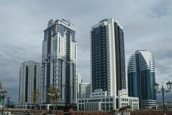 Реконструкция ЖК «Феникс» в Грозном
