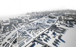 Реновация вагонного депо станции Киев-Пассажирский