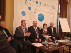 Участники обсуждения доклада «Воронежский пульс» сошлись на том, что с застройкой в центре города все плохо
