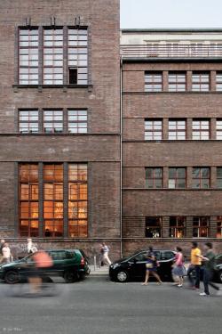 Бывшая еврейская школа для девочек – реконструкция