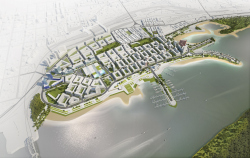 Концепция проекта планировки территории поселка Шмидта в г. Самаре