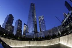 Построенный вместо башен-близнецов небоскреб стал самым высоким в США