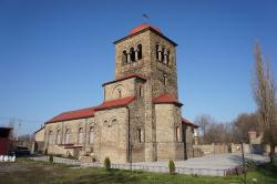 Церковь-школа по проекту Льва Руднева
