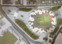 Утвержден план реконструкции Центрального стадиона Екатеринбурга