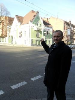 Александр Бердик: «Остановить разрушение старинных зданий в Днепропетровске может только закон»