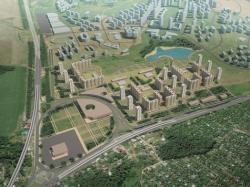 Еще один крупный проект жилой застройки около Новинок одобрил градсовет