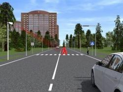 Проект умной дороги перенесли из центра Москвы в Люблино