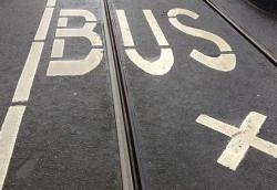В Челябинске по трамвайным путям могут поехать автобусы