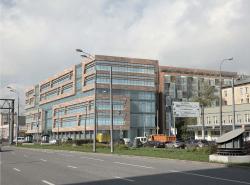 Конкурсный проект многофункционального центра на Сущевском валу