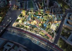 """Zaryadye"" park. Contest project by MVRDV Consortium"