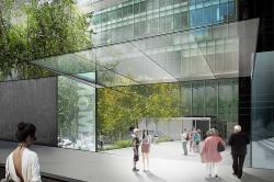 Реконструкция Музея современного искусства MoMA
