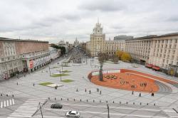 Будущее Триумфальной площади: сквер у «Пекина» и закрытие съезда на Тверскую