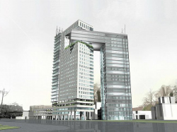 Mixed-use complex. Moscow, Central Administrative District, Entuziastov highway, vladenie 2-4
