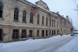 В Воронеже разрушается старинный Дом Вигеля