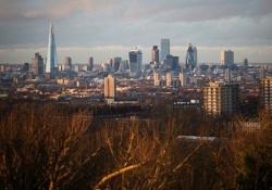В Лондоне строится беспрецедентное число небоскребов