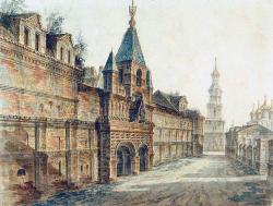 Храмы Якиманского района Москвы в 1812 году по воспоминаниям очевидцев