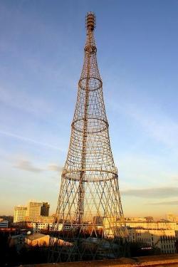 Потомок инженера: Шуховская башня нуждается в срочной международной экспертизе