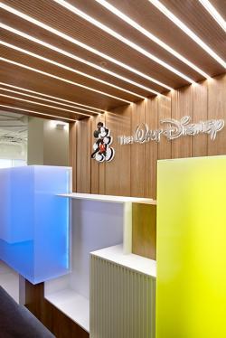 Офис компании Disney