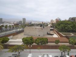Музей Кастильо-де-ла-Лус–новое крыло