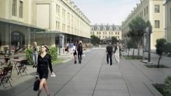 Инвесторов для реконструкции Апраксина двора найдут за рубежом