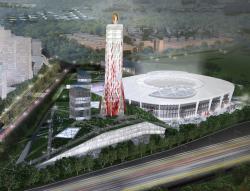 Стадион клуба Feyenoord и спорткомплекс Varkenoord